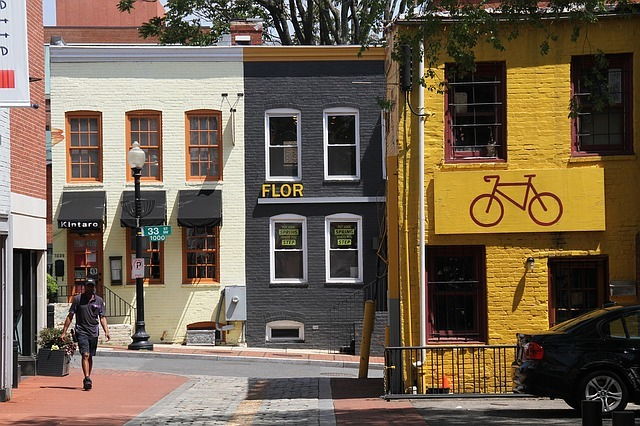 shops in Georgetown DC