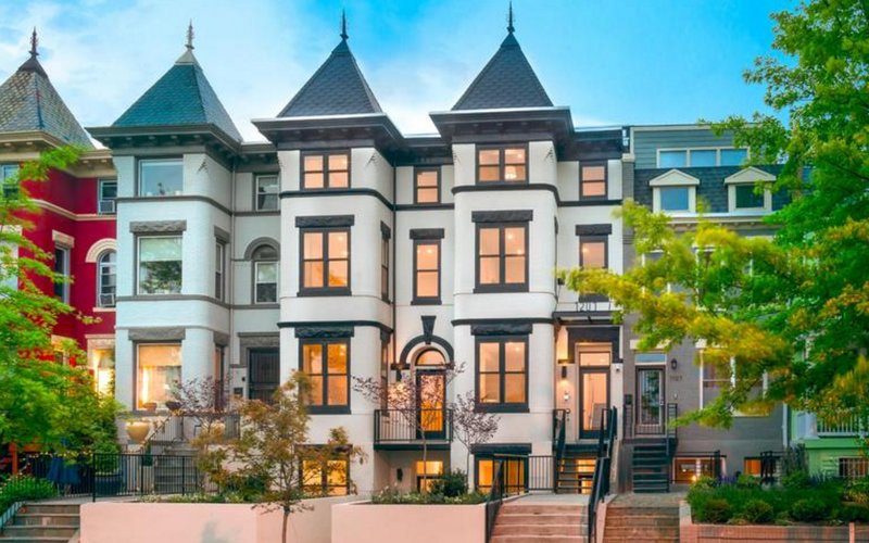 Columbia Heights luxury condo for sale